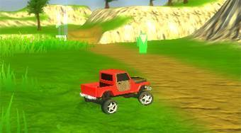 Offroad Driving HD - online game | Mahee.com