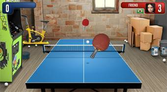 Table Tennis Challenge | Mahee.com