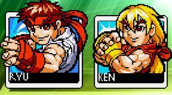Super Pocket Fighter Adventure - el juego online | Mahee.es