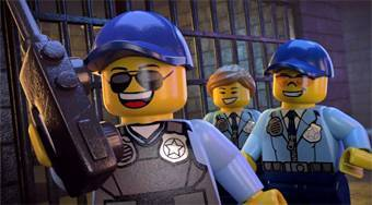 Lego Prison Island | Free online game | Mahee.com