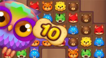 Crazy Zoo - online game | Mahee.com