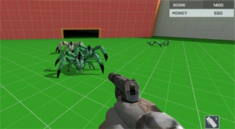Spiders Arena 2 - online game | Mahee.com