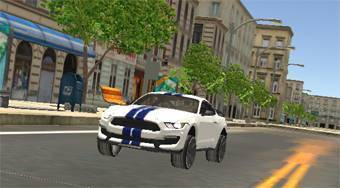 Top Speed Muscle Car | Mahee.fr