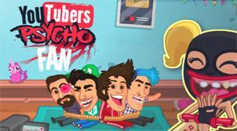 YouTubers Pinata: Psycho Fan - Game | Mahee.com