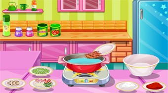 Chef Chicken Ramen - online game | Mahee.com