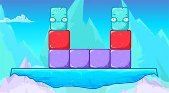 Icesters Trouble Html5 | Free online game | Mahee.com