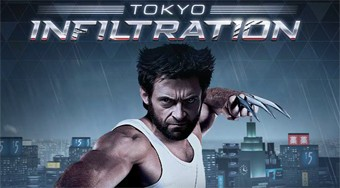 Wolverine Tokyo Infiltration | Free online game | Mahee.com