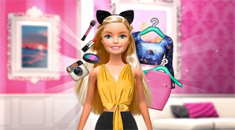 Barbie's Instagram Life - online game | Mahee.com