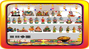 Escape Navarathri Golu - Game | Mahee.com