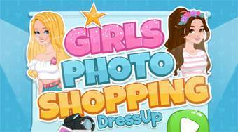 Girls Photoshopping Dressup - online game | Mahee.com