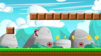 Super Plumber Run | Mahee.com