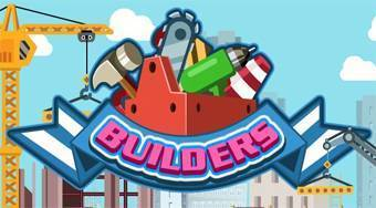 The Builders - Game | Mahee.com