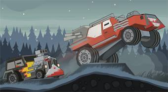 Uphill Extreme Racing - online game | Mahee.com