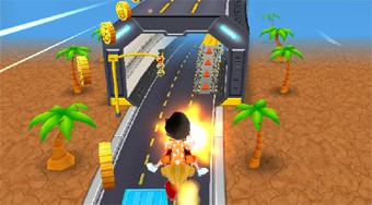 Bus and Subway Runner - online game | Mahee.com