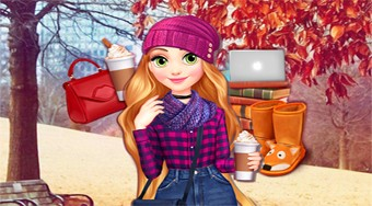 My Fall Bucket List | Free online game | Mahee.com