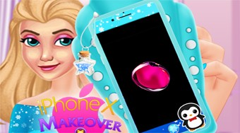 iPhone X Makeover | Free online game | Mahee.com