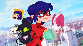 Ladybug New Avdneture | Free online game | Mahee.com