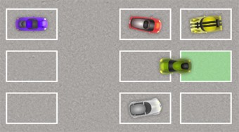 Tap Tap Parking | Free online game | Mahee.com