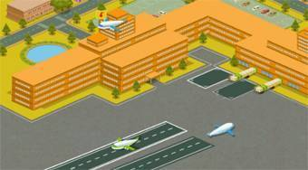 Airport Control Html5 | Free online game | Mahee.com