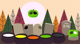 Boo! Factory Balls Halloween | Free online game | Mahee.com