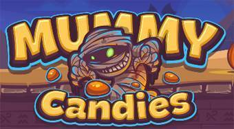 Mummy Candies | Free online game | Mahee.com