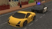 Supercar Endless Rush