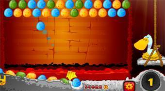 Eggs Madness - online game | Mahee.com