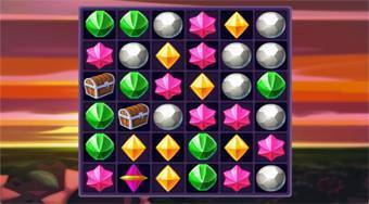 Jewels Blitz 2 - online game | Mahee.com