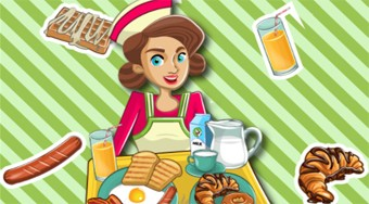Breakfast Time | Free online game | Mahee.com