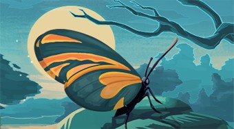 Butterfly Kyodai | Free online game | Mahee.com