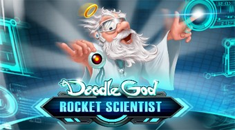 Doodle God: Rocket Scientist | Free online game | Mahee.com