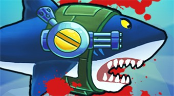 Gun Shark Terror of the Deep Water | Free online game | Mahee.com