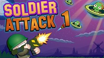 Soldier Attack - Game | Mahee.com