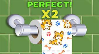 Toilet Roll - online game | Mahee.com