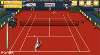 Real Tennis Game | Free online game | Mahee.com