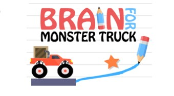 Brain for Monster Truck | Free online game | Mahee.com