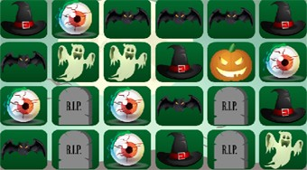 Halloween Party | Free online game | Mahee.com