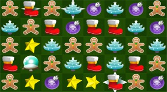 Jewel Christmas | Free online game | Mahee.com