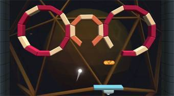 Brick Breaker Intergalactic - Game | Mahee.com