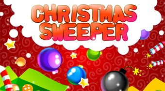 Christmas Sweeper | Free online game | Mahee.com