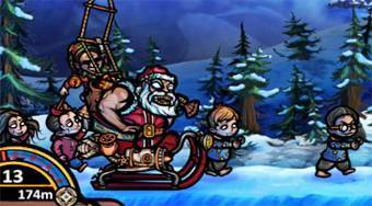 Christmas Rage | Free online game | Mahee.com