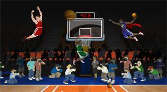 Alley Oop! - online game | Mahee.com