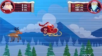 Sleigh Shot | Free online game | Mahee.com