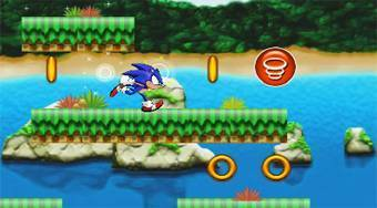 Sonic Runner - Game | Mahee.com