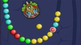 Totemia: Cursed Marbles | Free online game | Mahee.com