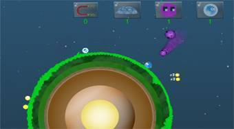 Dodge the Asteroids - Game | Mahee.com