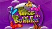 Flies in Bubbles