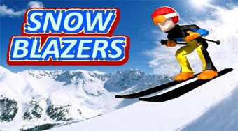 Snow Blazers - Game | Mahee.com