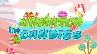 Unmatch the Candies | Mahee.es