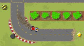 Non Stop 4x4 | Free online game | Mahee.com